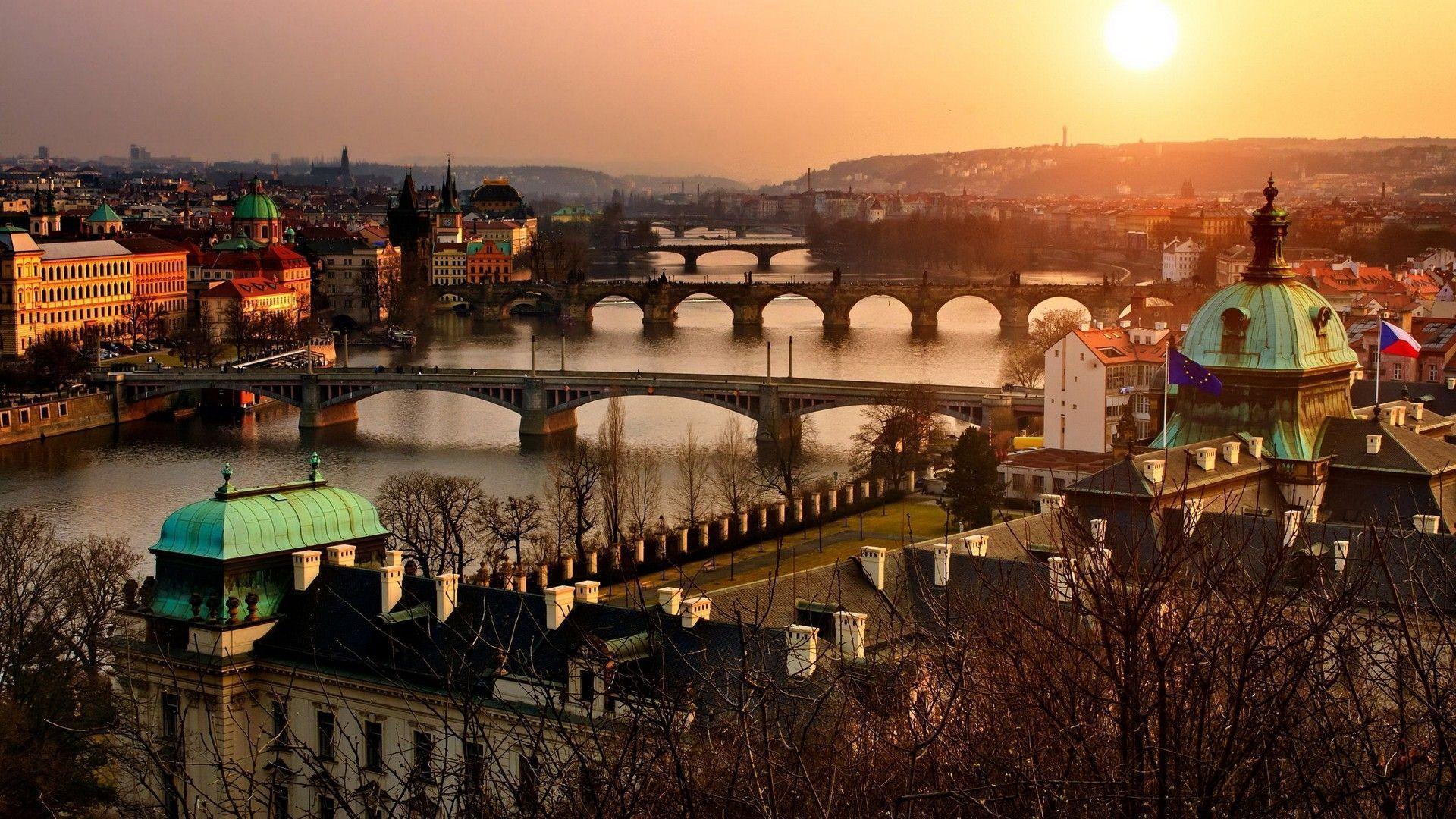 Служение в Чехии
